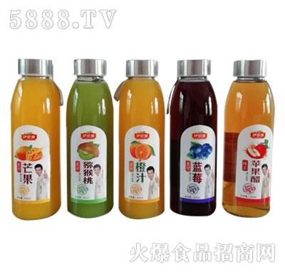 伊思源生榨果汁饮料系列