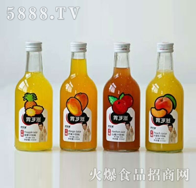 胃可滋果汁果味饮料系列