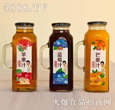 全果生榨果汁饮料系列1L