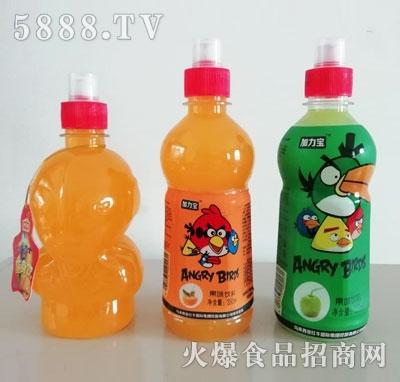 加力宝果味饮品350ml