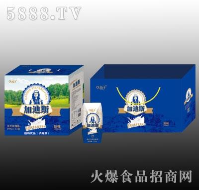 加迪斯酸奶饮品产品图