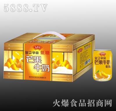 �o唐坊芒果牛奶(礼盒)