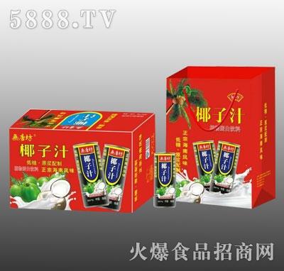 �o唐坊椰子汁植物蛋白饮料