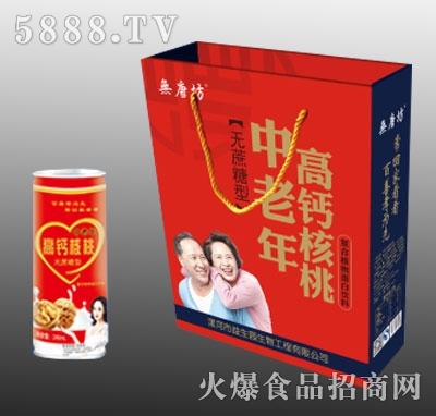 �o唐坊中老年高钙核桃复合蛋白饮料(礼盒)
