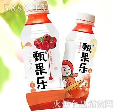 甄果乐山楂汁饮料