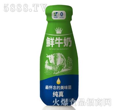 天太乳业鲜牛奶(瓶)产品图