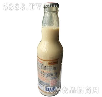 瓦塔诺豆奶248ml背面