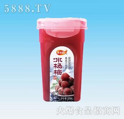 禾和露冰杨梅果蔬汁饮料380ml