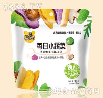 江小咖每日小蔬菜30克
