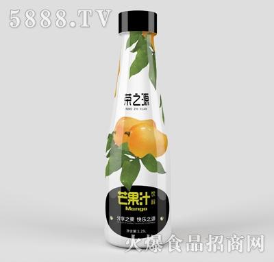 荣之源芒果汁1.25L