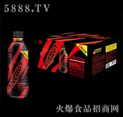 西部牛能量型维生素运动饮料380mlx15瓶