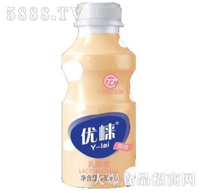 优崃原味乳酸菌饮品330ml
