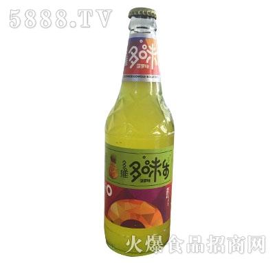 多味乐菠萝味碳酸饮料