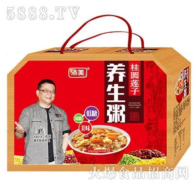 沛美桂圆莲子养生粥礼盒