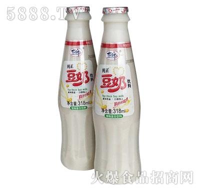 有情郎纯正豆奶318ml