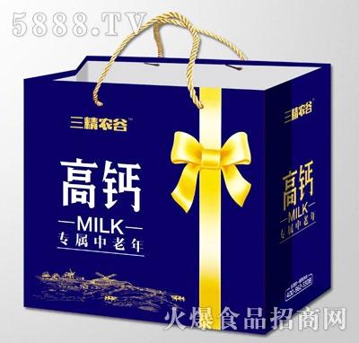三精农谷高钙中老年奶(双提袋)
