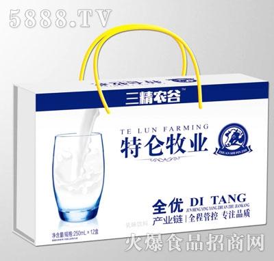 三精农谷特仑牧业乳味饮料(箱装)