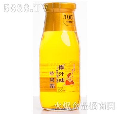 傣汁味苹果醋300ml