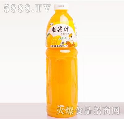 傣汁味芒果汁1.5L