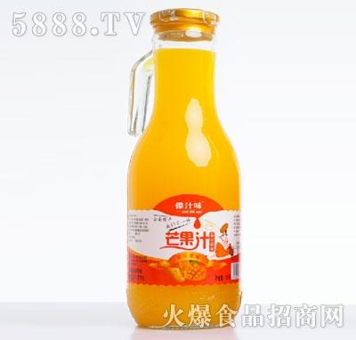 傣汁味芒果汁