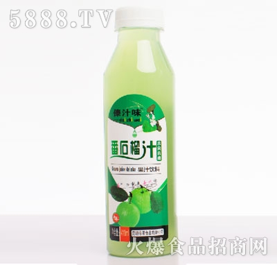 傣汁味番石榴汁410ml