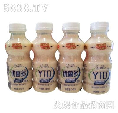 优菌多乳酸菌饮品340ml