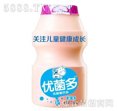 优菌多乳酸菌饮品原味100ml