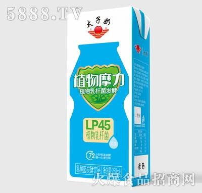 太子奶植物摩力乳酸菌发酵乳饮料250ml