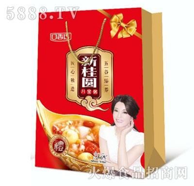 口香传新桂圆八宝粥(袋)
