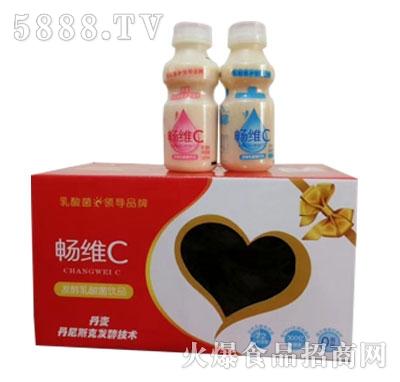 畅维C发酵乳酸菌饮品