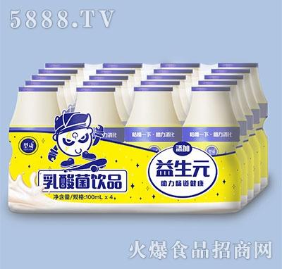 型动乳酸菌饮品100mlx20