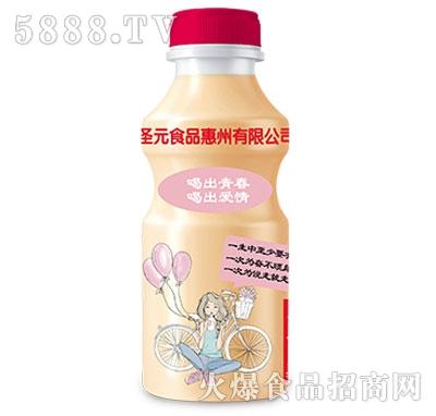 瘦小白乳酸菌饮品喝出爱情