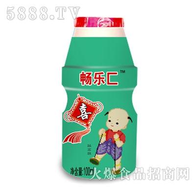 畅乐C儿童乳酸菌饮品100ml(喜)
