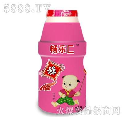 畅乐C儿童乳酸菌饮品100ml(禄)