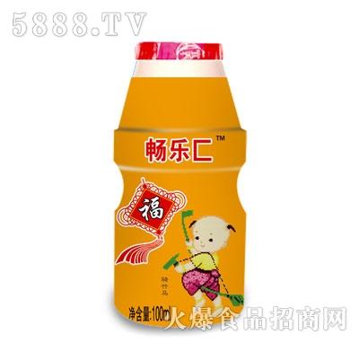 畅乐C儿童乳酸菌饮品100ml(福)