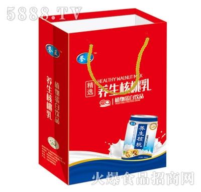 誉王养生核桃植物蛋白饮品(袋)
