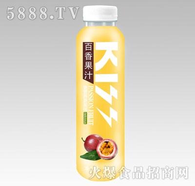 炫吻果汁百香果汁500ml