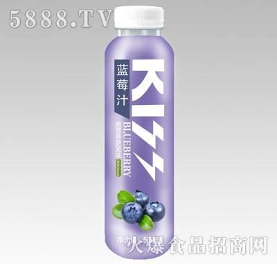 炫吻果汁蓝莓汁500ml