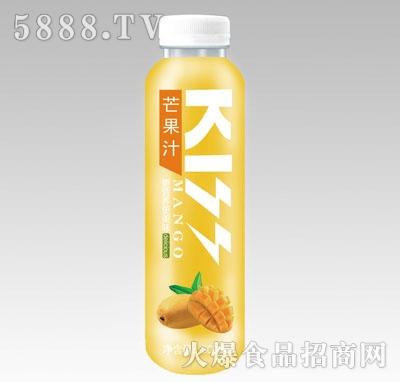 炫吻果汁芒果汁500ml