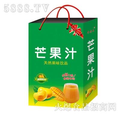 牛老大芒果汁(袋)