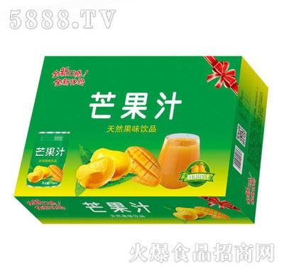 牛老大芒果汁
