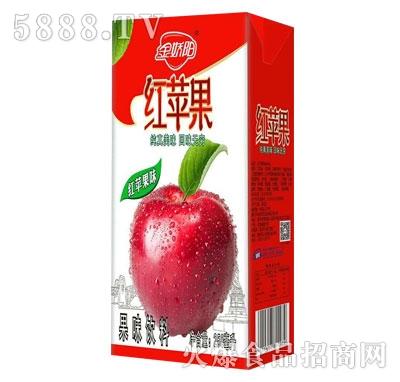 金娇阳红苹果果味饮料250ml
