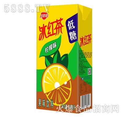 金娇阳冰红茶果味饮料250ml