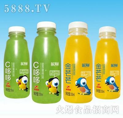 蓝翔复合果汁饮料350ml