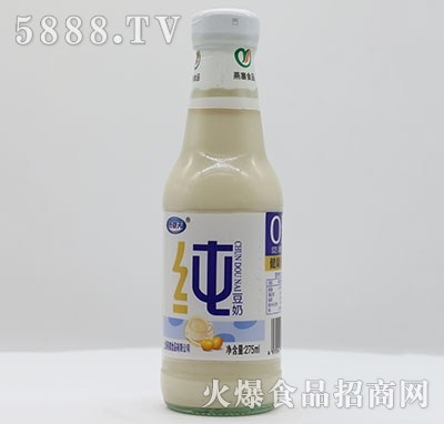 燕塞关臻豆纯豆奶275ml