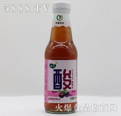 炫久酸梅汤玻瓶275ml