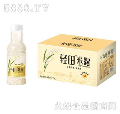 轻田米露430mlx15瓶产品图
