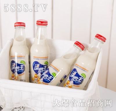 逗地主石磨豆奶(瓶)