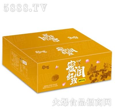 约吧蜂蜜玫瑰奶茶饮品100gX20