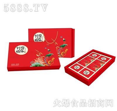 谷特分享快乐广式月饼